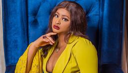 Nollywood actress Etinosa Idemudia [Instagram/EtinosaIdemudia]