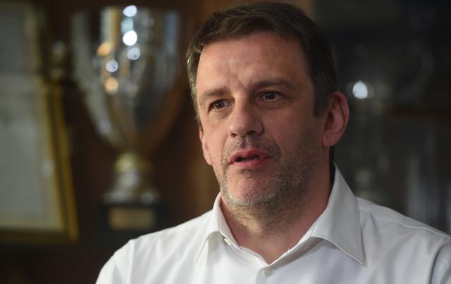 Viktor Jelenić, predsednik Vaterpolo saveza Srbije