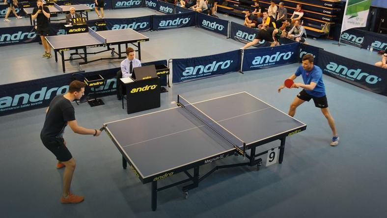 Akademickie Mistrzostwa Polski w Tenisie Stołowym