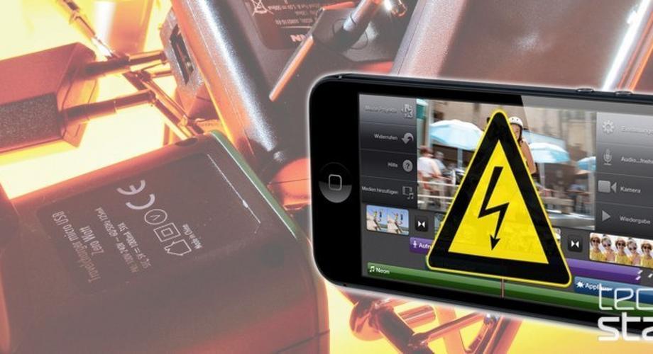 Fake-Netzteil verursacht erneut schweren Unfall