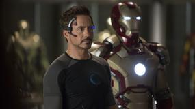 Robert Downey Jr. w żelaznej formie