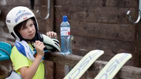 Tymoteusz Cienciała liderem Turnieju Czterech Skoczni dla dzieci
