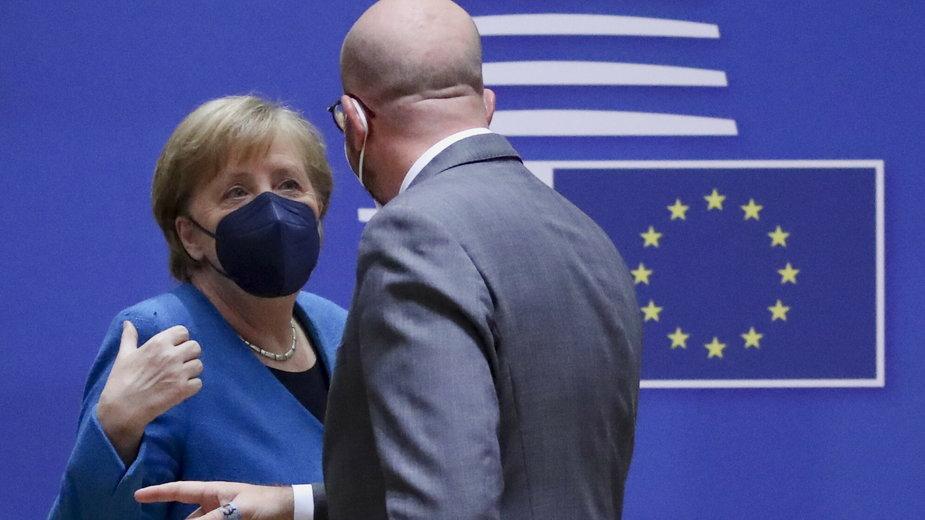 Szczyt unijnych przywódców w Brukseli
