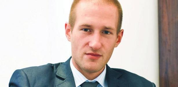 Rafał Nawrot, partner zarządzający w Russell Bedford, doradca podatkowy