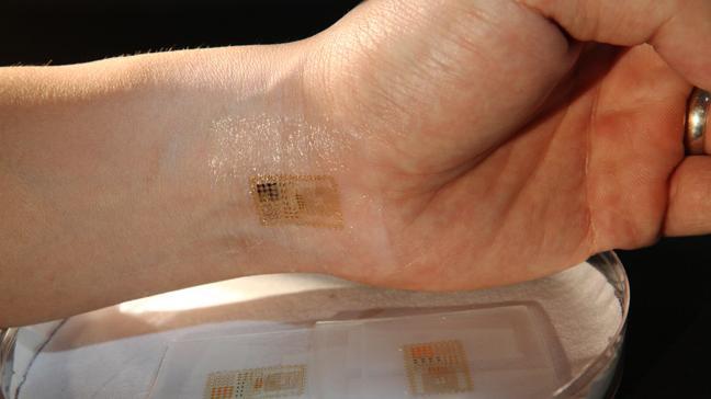 Czasowy Tatuaż Elektroniczny Technologie