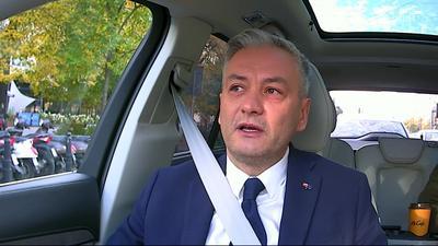Robert Biedroń: Jeden człowiek, nawet jeśli, to jest Tusk, nie jest w stanie odsunąć PiS od władzy
