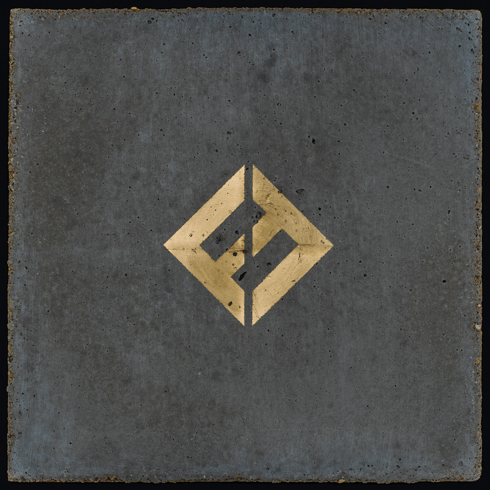 "Foo Fighters - ""Concrete and Gold"", 8,5"