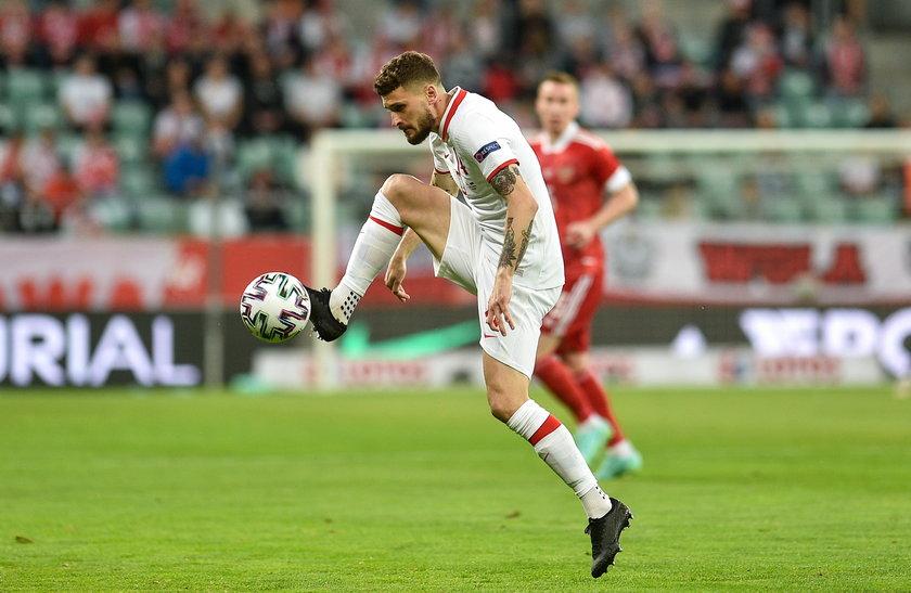 Mateusz Klich (31 l.) z Leeds kończył rozgrywki z 4 gole i 5 asystami.