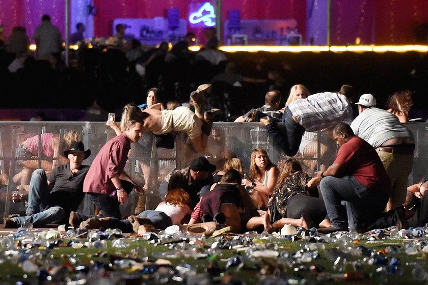 Strzelanina na koncercie. Dziesiątki zabitych, setka rannych