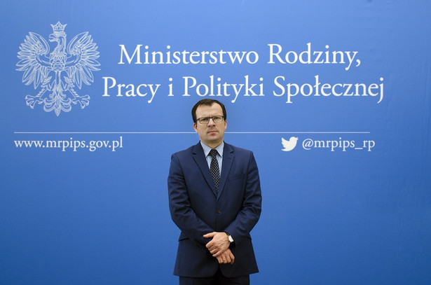Wiceminister zapewnił, że projekt nie jest podyktowany potrzebą bieżącego zasilenia budżetu