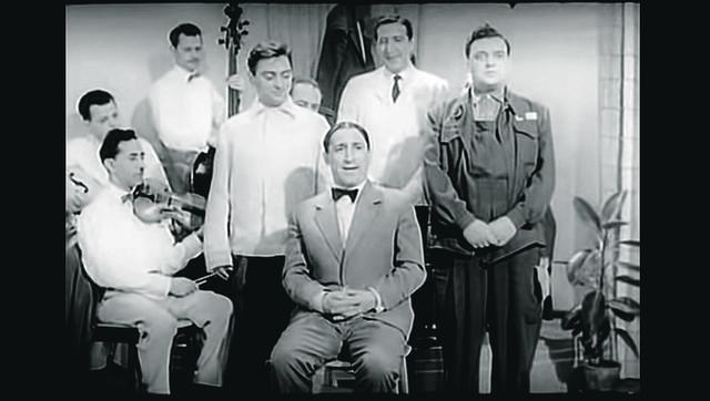 """""""Servisna stanica"""" otvorila je vrata serijskog programa radio-televizije beograd - serija je snimana i emitovana uživo od februara do oktobra 1960. godine"""