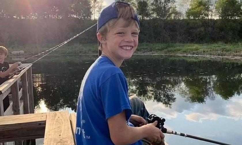 10-letni Ricky zginął ratując siostrę.