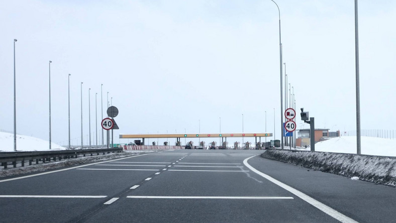Na euro kierowcy dostaną wyrób autostradopodobny