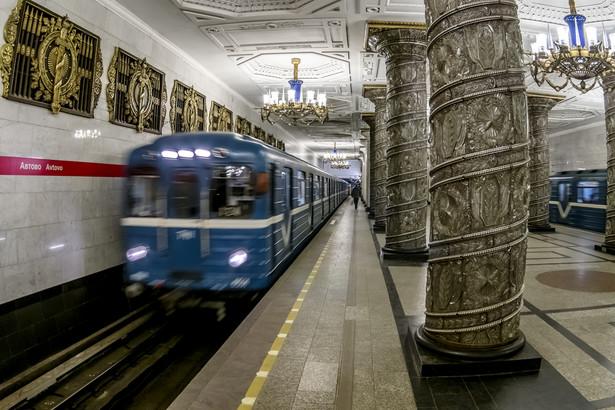 Rosjanin z Kirgistanu sprawcą zamachu w metrze