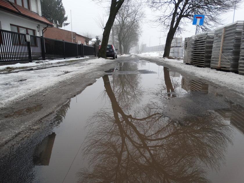 ulica Północna w Lublinie