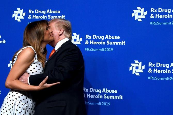 Melanija i Donald Tramp: istina je tamo negde