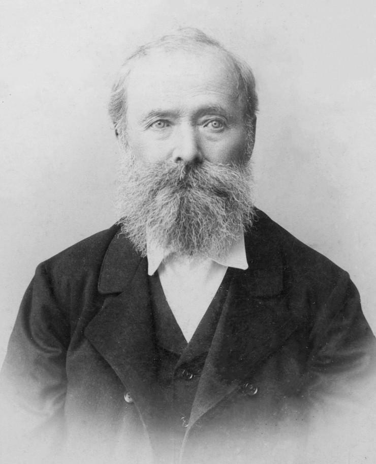 Svetozar Miletić foto Stevan Jovanović wikipedia