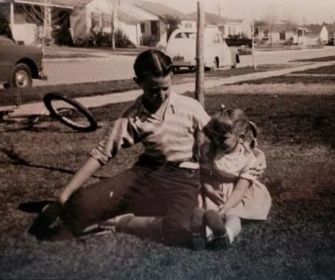 Mladi Edmund Kemper sa sestrom Ejlin
