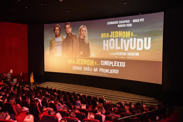 """Premijera filma """"Bilo jednom... u Holivudu"""""""