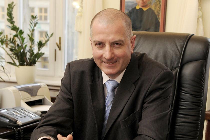 Rafał Dutkiewicz (55 l.), prezydent Wrocławia