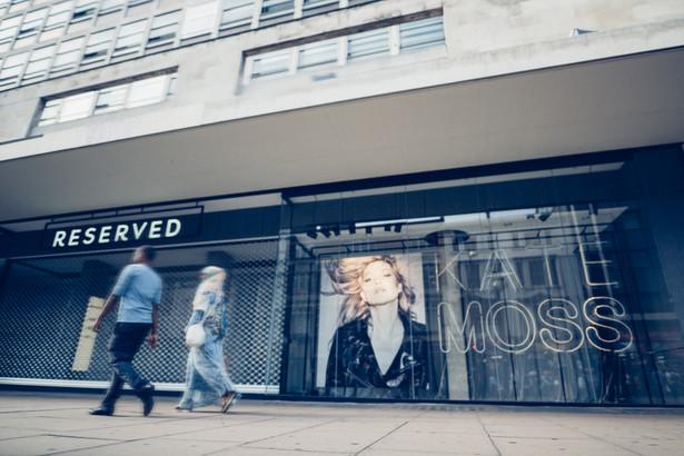 Pierwszy salon Reserved w Londynie