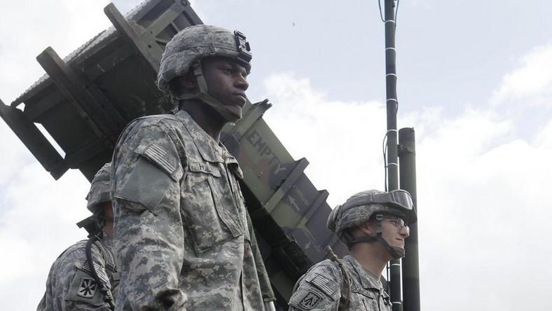 Toruń pożegnał żołnierzy USA piernikami