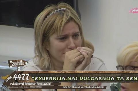 OVO JOJ NEĆE OPROSTITI: Učesnika Zadruge uputila uvredu Jelenu Golubović, a onda pomenula NJENO DETE! SVI ŠOKIRANI!