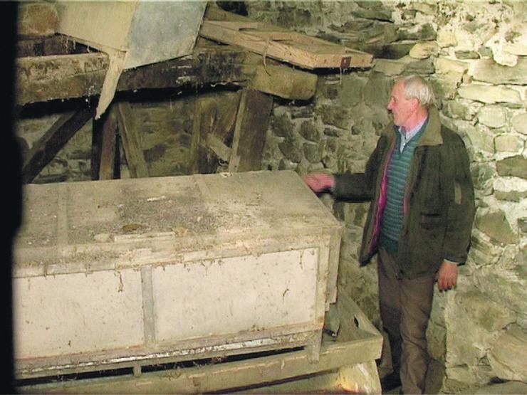 Kraljevo 05 - I mlin za brašno je ostao očuvan - Foto N. Božović