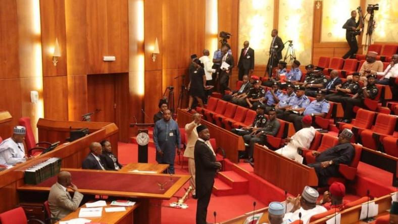 The Nigerian Senate [naijapolity]