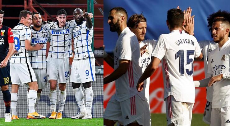 Real Madrid Inter