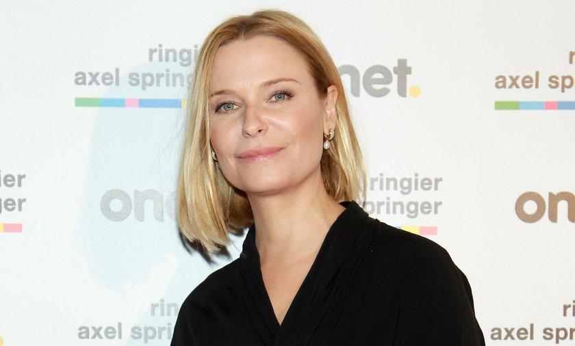 Paulina Młynarska poddała się mastektomii