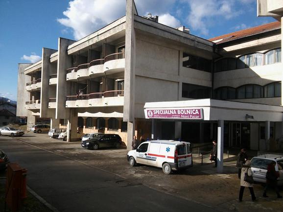 Bolnica u Novom Pazaru