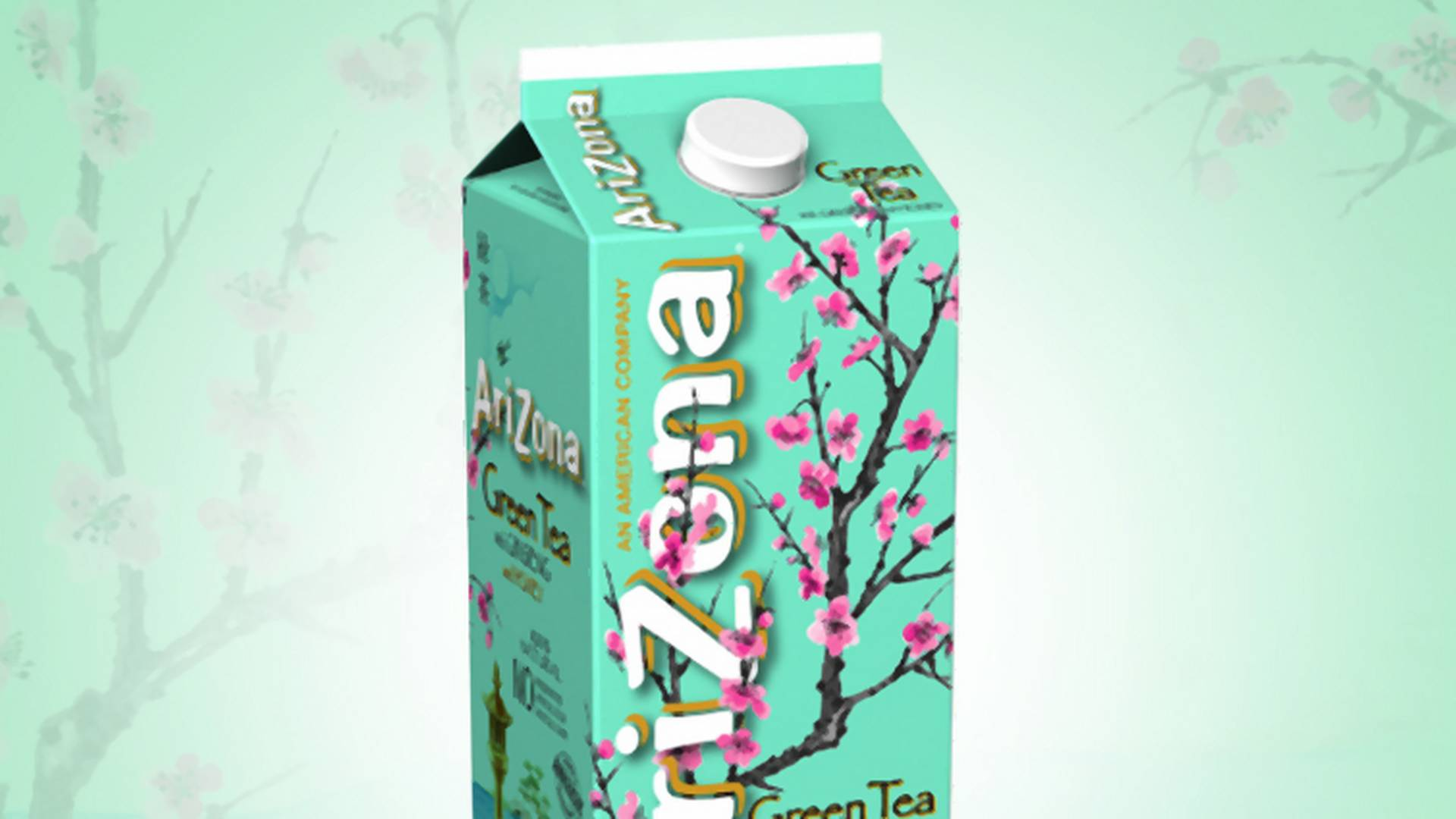 Arizona Iced Tea schließt Deal mit Cannabis-Firma ab