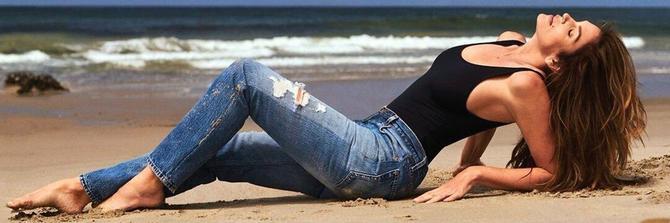 Sindi Kraford u modnoj kampanji snimljenoj pre dva meseca