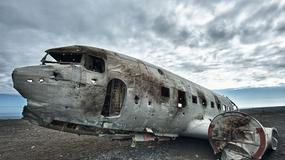 100 tys. koron za wstęp na islandzką plażę ze słynnym wrakiem samolotu