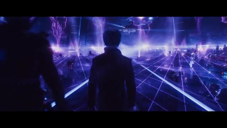 """Kadr z filmu """"Ready Player One"""" Stevena Spielberga"""