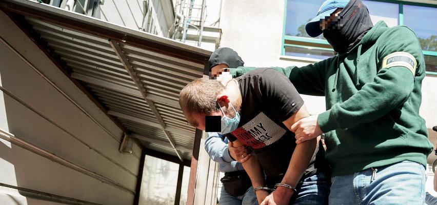 40-latek, który chciał porwać dziewczynkę, w rękach policji!