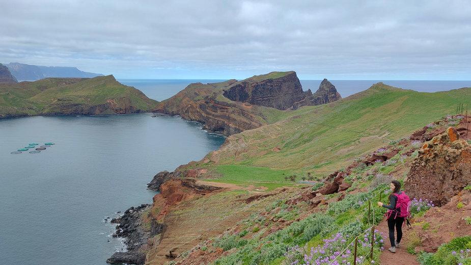 Madera i Półwysep św. Wawrzyńca