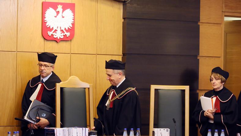 Sędziowie Trybunału Konstytucyjny
