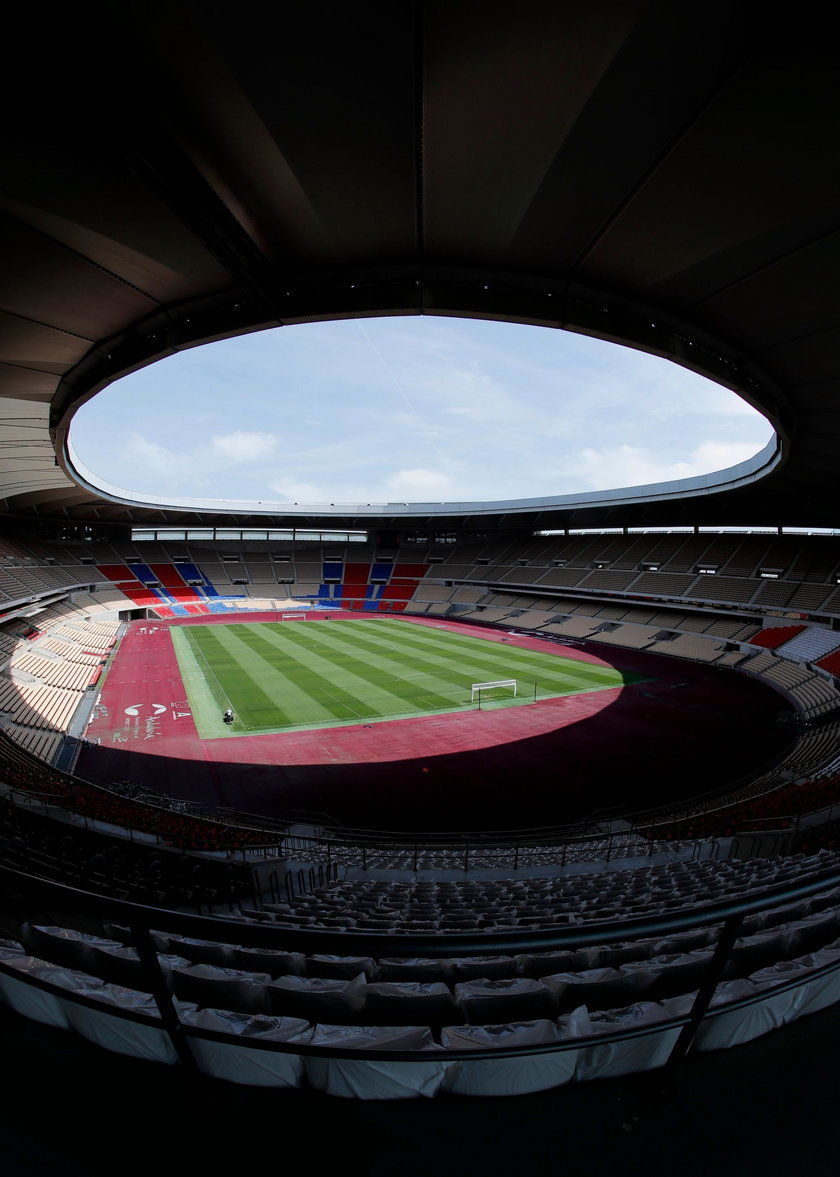 W fazie grupowej Euro 2020 reprezentanci Polski będą grali na stadionie w Sewilli