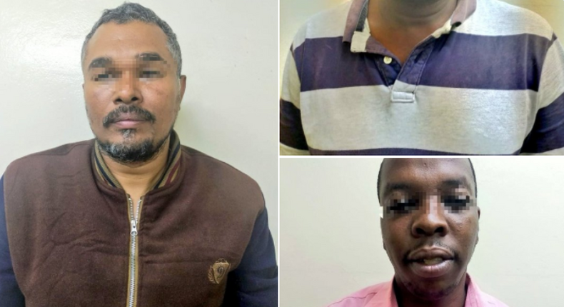 Suspects arrested by DCI in online car selling scam, Cheki.co.ke most secure online car selling and buying platform
