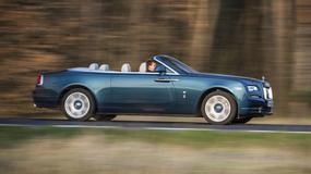 Rolls-Royce Dawn - jak jeździ kabriolet za 2 miliony złotych?