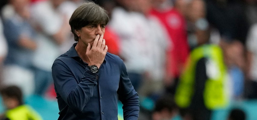 Internauci zniesmaczeni. Trener Niemiec znowu to zrobił