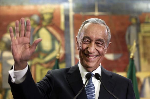 Prezydent Portugalii, 67-letni Marcelo Rebelo de Sousa