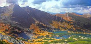 Uwaga na halny w Tatrach. Wieje mocniej niż wczoraj