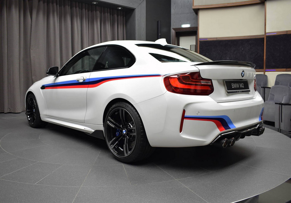 BMW M2 z pakietem M Performance