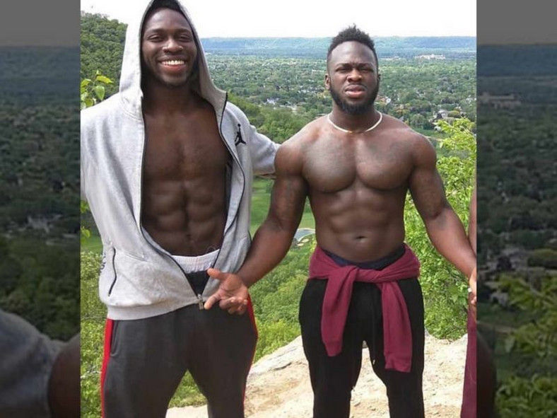 Abimbola Osundairo and Olabinjo Osundairo played a part in Jussie Smollett's alleged fake attack (Yahoo)