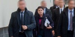 Beata Szydło zrezygnowała z ochrony SOP