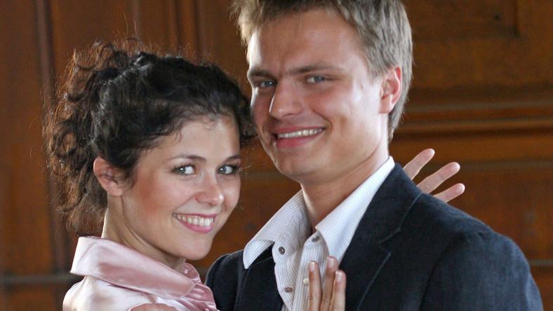 Marcin Hakiel troszczy się o Kasię i dlatego zabiera ją w góry na wypoczynek
