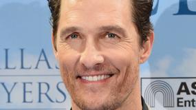 """Matthew McConaughey o roli w """"Witaj w klubie"""": wyglądałem jak gad"""